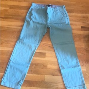 Mens Tommy Hilfiger Custom Fit Chino Pants